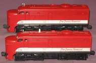 211 Texas Special Alco AA Diesels (7+)