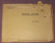 1956 (??) Lionel Mailing Envelope (6)