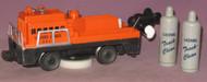 3927 Track Maintenance Car (8+)