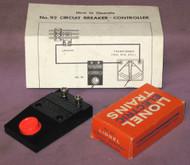92 Circuit Breaker Controller (9/OB)
