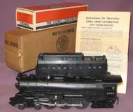 2065  Hudson Steamer w/ 6026W Tender (7+/OB)
