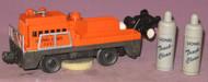 3927 Track Maintenance Car (7+)