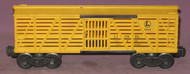 6656 Stock Car: Dark Yellow (6+)