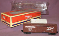 29250 Lackawanna Phoebe Snow Box Car (9/OB)