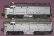2023 Union Pacific Alco AA Diesels: Silver (6)