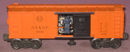 3464 A. T. & S. F. Oper. Box Car (8)
