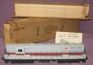 2321 Lackawanna FM Trainmaster (7+/OB)