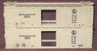 6472 Refrigerator Car: Set of Two, Shell only (7)