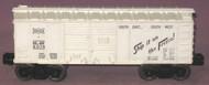 6014 Frisco Box Car: White Body (7)