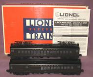 18305 Pennsylvania MU Commuter Set (Test Run/OB)