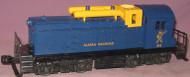 614 Alaska NW-2 Diesel Switcher (7+)