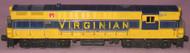 2331 Virginian FM Trainmaster: Blue / Yellow (6)