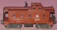 6457 Lionel Caboose (6+)