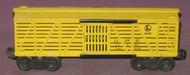 6656 Stock Car: Light Yellow (7)