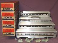 2541, 2542, 2543 & 2544 Pennsylvania Passenger Set (NOS)