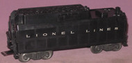 6026T Lionel Lines Non-Whistling Tender (6+)