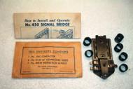 450 Signal Bridge Envelope & Components (8)