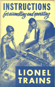 1950 Instructions For Assembling and Operating Lionel Trains (7)