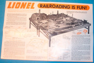1952 Railroading is Fun Poster (7+)