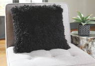 Jasmen Black Pillow