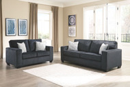 Ashley Altari Slate Sofa/Couch & Loveseat