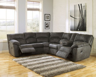 Ashley Tambo Pewter Sectional