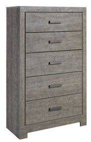 Ashley Culverbach Gray Five Drawer Chest