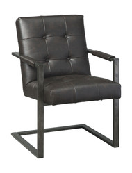 Ashley Starmore Brown Home Office Desk Chair (2/CN)