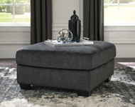 Accrington Granite Oversized Accent Ottoman