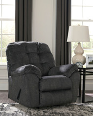 Ashley Accrington Granite Rocker Recliner