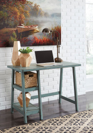 Ashley Mirimyn Teal Home Office Small Desk