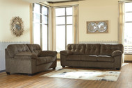 Ashley Accrington Earth Sofa/Couch & Loveseat