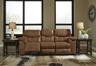 Ashley Boxberg Bark Reclining Power Sofa/Couch