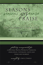 Seasons of Praise (Choral Book)