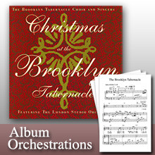 Christmas at The Brooklyn Tabernacle (Full-Album Orchestration Collection)