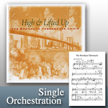Blessed Be The Lord (Orchestration)