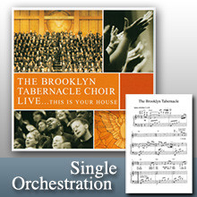 I'm Going With Jesus (Orchestration)