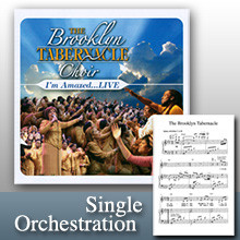 I'm Amazed (Orchestration)