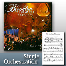 Hallelujah To The King (Orchestration)