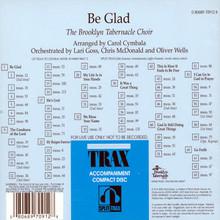 Be Glad (Split Track CD)
