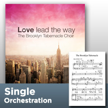 Take Me As I Am (Orchestration)