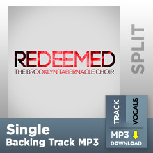 Redeemed (Single Split Track MP3)