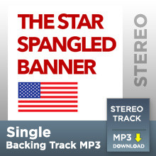 The Star Spangled Banner (Single Stereo Track MP3)