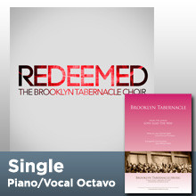 Redeemed (Single Octavo)