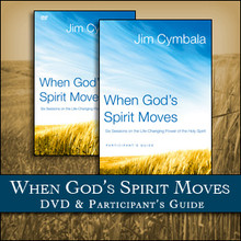 When God's Spirit Moves - DVD & Participant's Guide