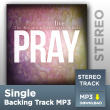 Praise Him (Stereo Track MP3)