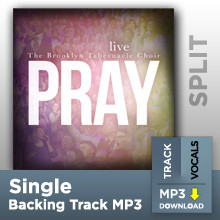 In Your Presence (Split Track MP3)
