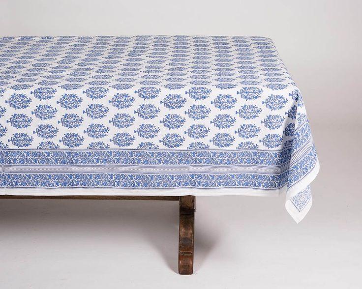 Bunglaow Tablecloth