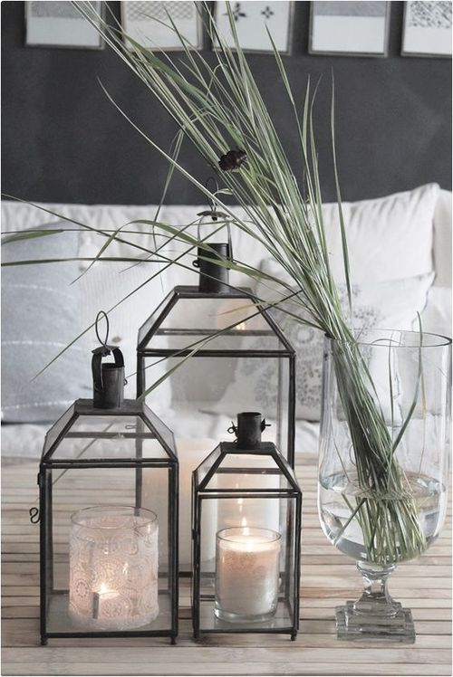 Decorating With Lanterns Indoor And Outdoor Esthetic Living
