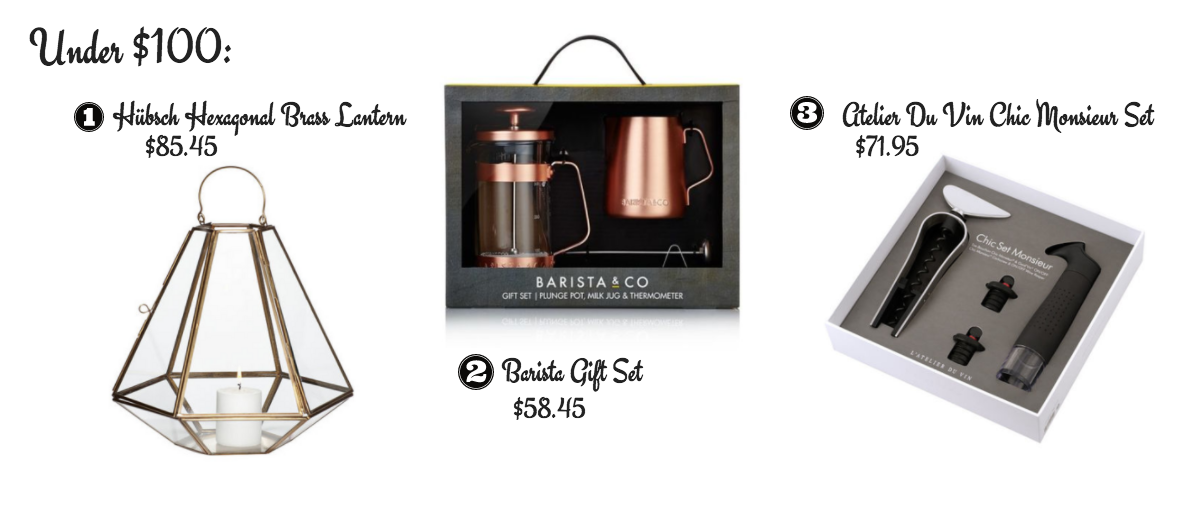 Esthetic Living Holiday Gifts Under 100
